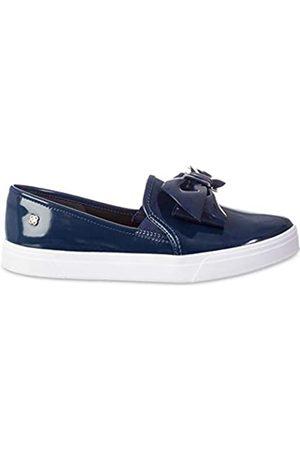 Petite Jolie Damen Schuhe - Damen Casper Slip-On, ( / Marineblau)