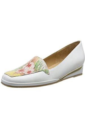 Van Dal Damen Keilabsätze - Damen Verona Iii Wedges, Multicolour (Tropical Floral)