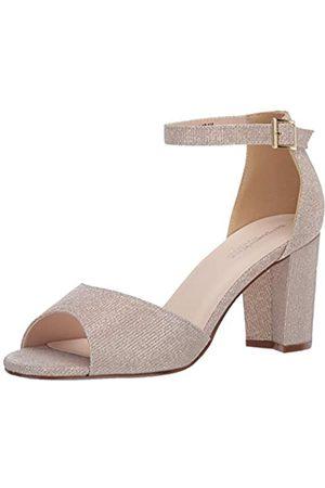 Touch Ups Damen Sandalen - Amaya Damen Sandalen mit Absatz, Gold (champagnerfarben)