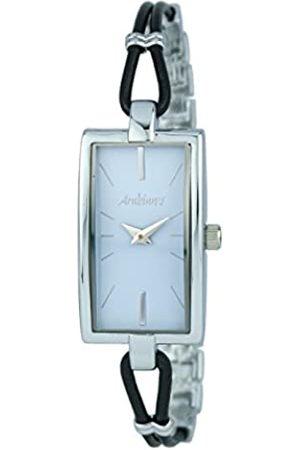 Arabians Damen Uhren - DamenAnalogQuarzUhrmitEdelstahlArmbandDBA2255A