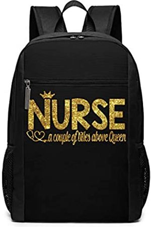 Louise Morrison Gifts for Nurses Nursing Women Men Laptop Travel Backpack College School Bookbag