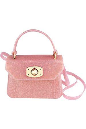 kilofly Jelly Candy Umhängetasche für Mädchen, Pink (rose)