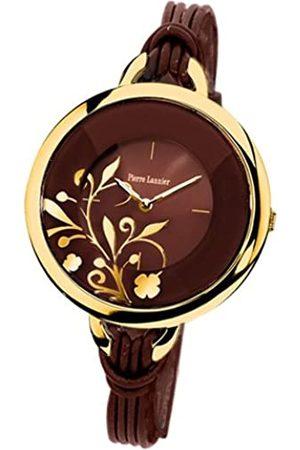 Pierre Lannier Damen-Armbanduhr Analog Leder 133J594