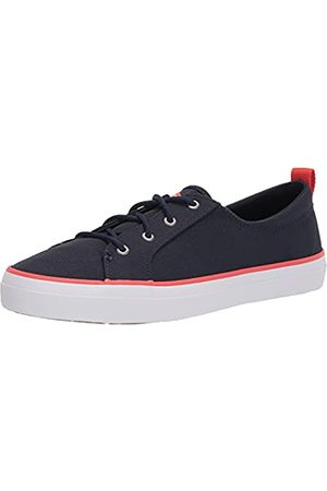 Sperry Crest Vibe Damen Sneaker Seacycling, Blau (marineblau / )