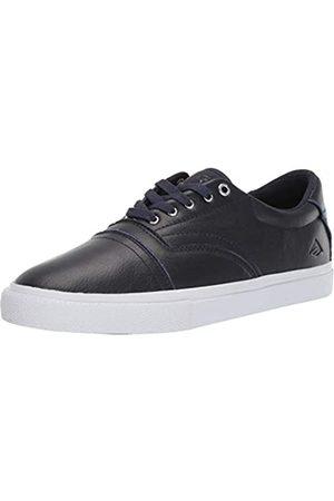 Emerica Herren Provider Skate Schuh, Blau (Marineblau/silberfarben)