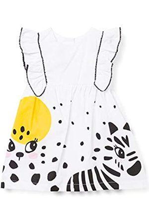 chicco Baby-Mädchen Abito Manica Corta Kleid mit kurzen Ärmeln