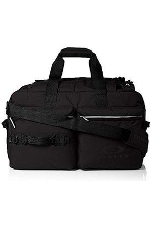 Oakley Utility Big Duffle Bag – Rucksack mit Reißverschlusstaschen und Schultergurt (Schwarz) - 921519-02E-02E-NOne SizeIZE