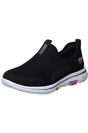 Skechers Damen Schuhe - Damen GO Walk 5-124034 Sneaker, /Mehrfarbig