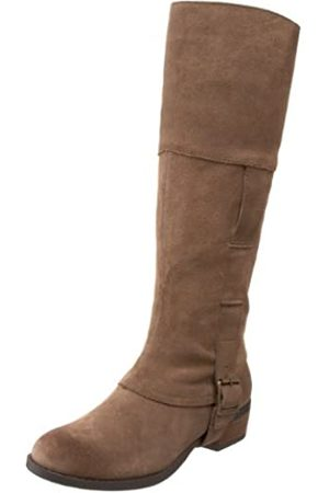 Seychelles Damen Fable Kniehohe Stiefel, (Taupe)