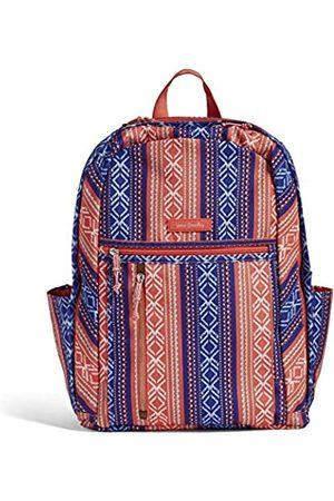 Vera Bradley Damen Lighten Up Grand Backpack, Polyester Rucksack