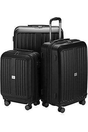 Hauptstadtkoffer X-Berg - Koffer-Set Trolley Hartschale, TSA, 55 x 65 x 75 cm