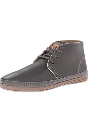 Natural World Herren Schuhe - Herren Safari Chukka-Stiefel aus Leder