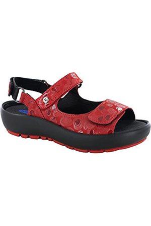 Wolky Damen Sandalen - Rio Damen-Sandalen aus Leder