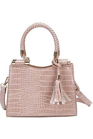 Grehom Handtasche für Frauen Tote Bag Umhängetasche Umhängetasche Umhängetasche Geldbörse Sling Bag Mädchen Geschäfte