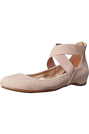 Kenneth Cole Damen Pro Time Elastischer Riemen Ballett Flach, Pink (Moonlight)