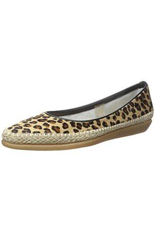 The Flexx Women's Torri, Leopard/Black Vavalino/Patent