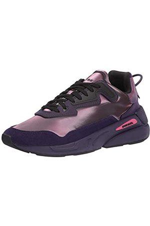 Diesel Damen Sneaker, ( /irisierend/BlackBerry Cordial)