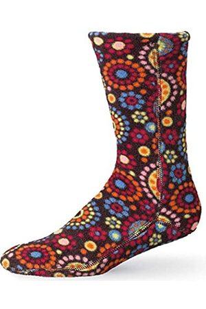 Acorn Socken & Strümpfe - Unisex-Erwachsene Versafit Sock Slipper, Schokoladen-Punkte