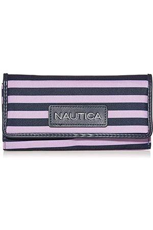Nautica Geldbörse für Damen, mit RFID-blockierender Geldbörse, (Lavendel)