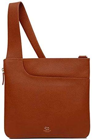 Radley London Womens Pockets Large Zip Around Leather Crossbody Large