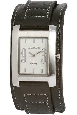Excellanc Damen Uhren - Damen-Uhren mit Polyurethan Lederband 193022600329