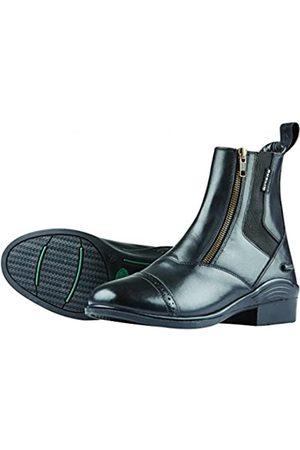 Dublin Evolution Damen Stiefel mit doppeltem Reißverschluss vorne