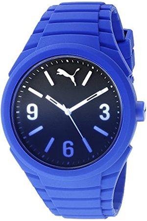 PUMA Time Herren-Armbanduhr Gummy Fading Analog Quarz Silikon PU103592008