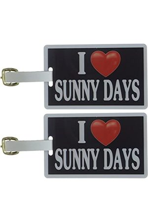 Tag Crazy I Heart Sunny Days Two Pack