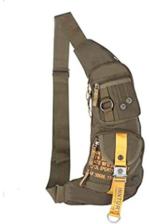 Innturt Nylon Sling Chest Bag Daypack Bicycle Travel Gym Backpack Color