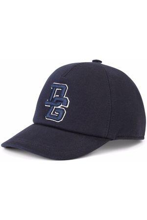 Dolce & Gabbana Jungen Hüte - Baseballkappe mit Logo-Stickerei