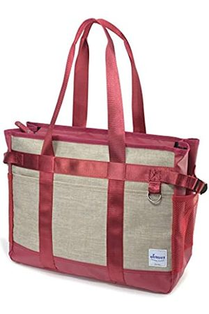 JEREVER Damen Handtaschen - Tragetasche für Lehrer, mit mehreren Fächern, leicht, Organizer-Handtasche für Krankenschwestern und Fußballmütter, ( / )