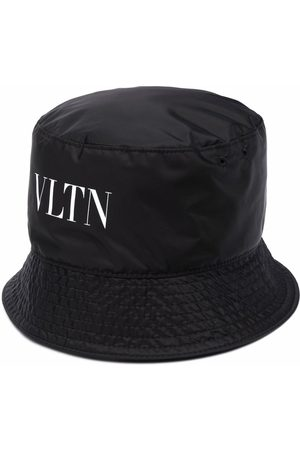 VALENTINO VLTN-print bucket hat