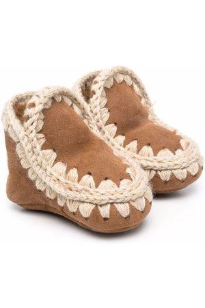 Mou Eskimo sheepskin booties