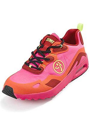 Zumba Fitness Damen Schuhe - Zumba Air Classic Gym Fitness Turnschuhe Sportsliche Athletic Tanzschuhe Damen