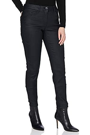 CECIL Damen 373534 Style Vicky Skinny Fit Slim Legs Hose