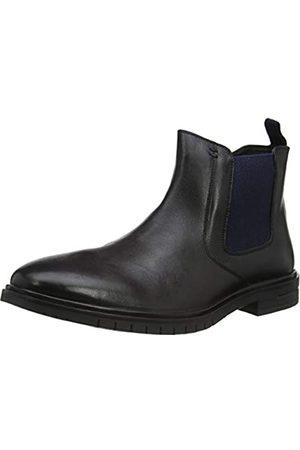 ARA Herren Chelsea Boots - Herren HENRY Chelsea-Stiefel, Black