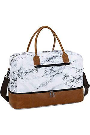 CAMTOP Weekender Seesack für Damen und Herren, Segeltuch, Reisetasche