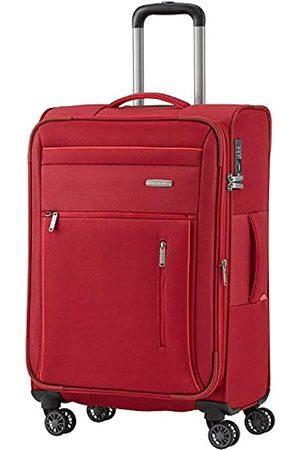 """Elite Models' Fashion Gepäckserie """"CAPRI"""" in 3 Farben: Praktische, elegante 2- und 4-Rad-Trolleys, Reise- und Bordtaschen Koffer, 66 cm"""