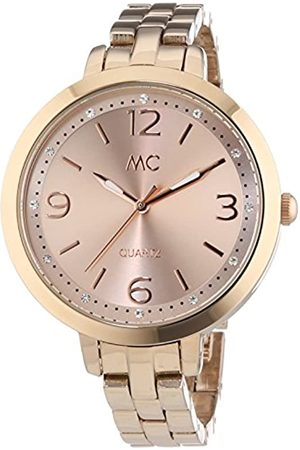 MC Damen-Armbanduhr Analog Quarz Messing 51294