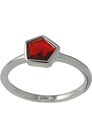 Canyon Damen Ring, Silber, Zirkonoxid, 50 (15.9)