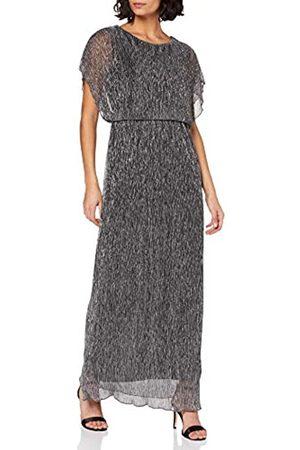 Mela Damen London-Vertical Shimmer Maxi Dress Lässiges Kleid