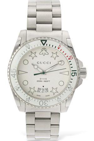 """Gucci 40mm Uhr """" Dive L"""""""
