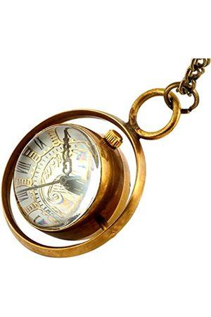 Sparks of Time Herren Uhren - SparksofTimeUnisexErwachsene-TaschenuhrAnalogMechanik162