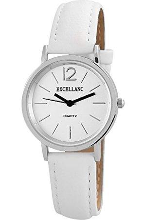 Excellanc Damen-Armbanduhr XS Analog Quarz verschiedene Materialien 293022000130