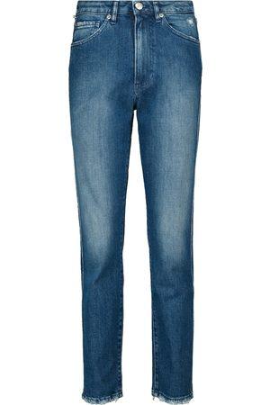 3x1 Damen Slim - High-Rise Slim Jeans Claudia