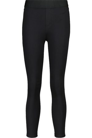 3x1 Damen High Waist Jeans - High-Rise Cropped Skinny Jeans Blair