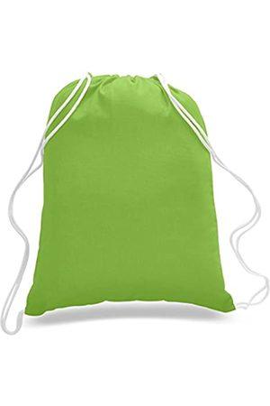 TBF Einkaufstaschen/Rucksäcke mit Kordelzug, Baumwolle