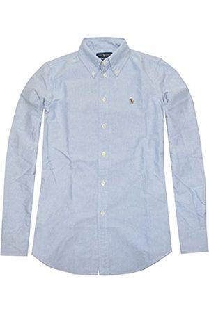 Ralph Lauren Damen Polo Wo Classic Fit Oxford Button-Down Hemd Kleine
