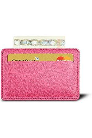 Lucrin Karten portemonnaie - - Ziegenleder