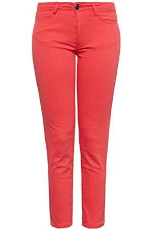 Way Of Glory Damen Damen Jeans | 5 Pocket | Verkürzte Beinlänge